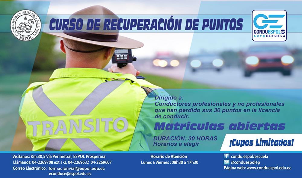 RECUPERACION DE PUNTOS PRUEBA